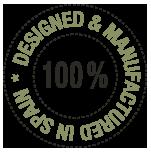 100% manufacture